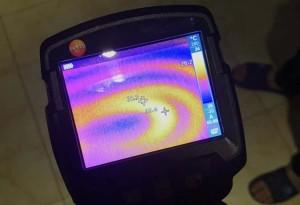 丹阳地暖管道漏水检测